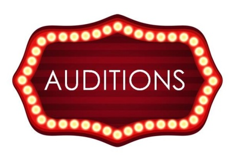 Auditions-Sign